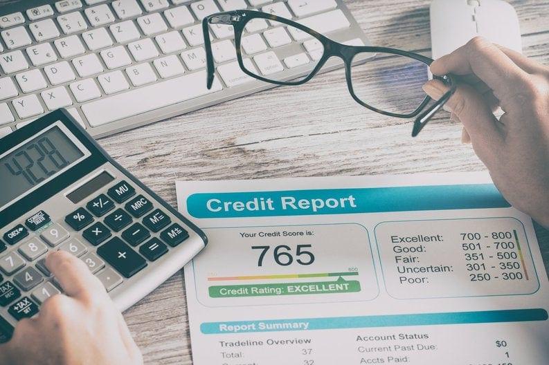 My Credit Rating